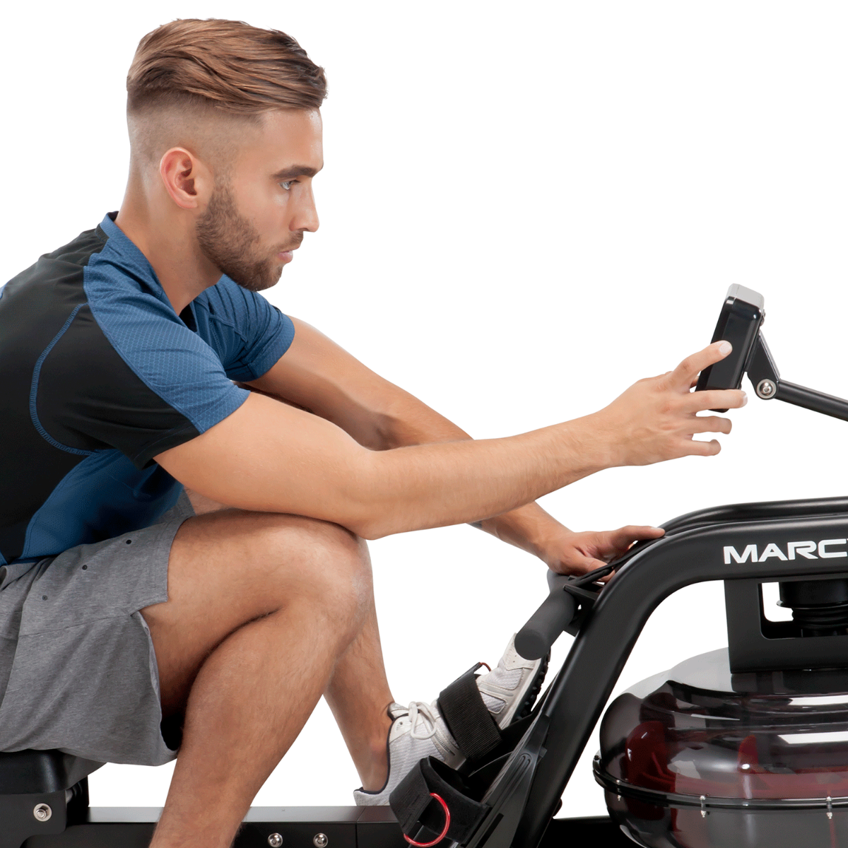 Marcy Pro NS-RE6070 Hydro Rower LCD Display