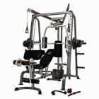 Marcy MD-9010 smith machine with 120kg Eco Weight Plates Set