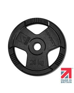 Marcy Eco Olympic Weight Plates Range