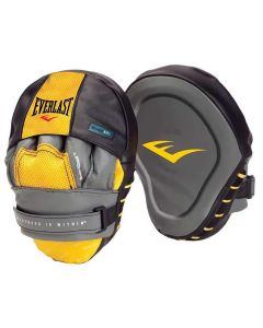 Everlast Mantis Punch Mitts 4416GL Evergel for boxing training
