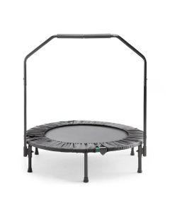 Marcy Cardio Trampoline Trainer with stability handles