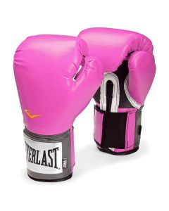 Everlast Pro Style Elite Women's Training Boxing Gloves - Pink