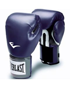 Everlast Pro Style Elite Women's Training Boxing Gloves - Black Orchid