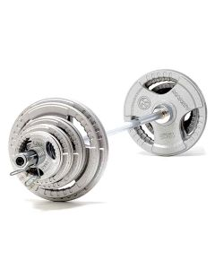 Marcy BS100 100kg Weight Set