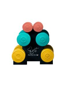 Davina McCall the 3-Pair Dumbbell Set