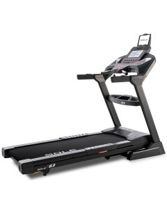 sole fitness f63 motorised folding treadmill
