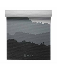 gaiam granite mountains yoga mat