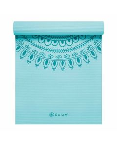 gaiam marrakesh yoga mat