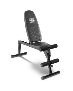 Marcy Pro EasyBuild Adjustable Weight Bench