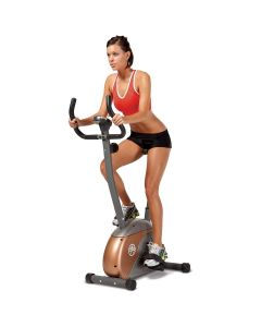 Marcy Start ME708 Upright Magnetic Exercise Bike