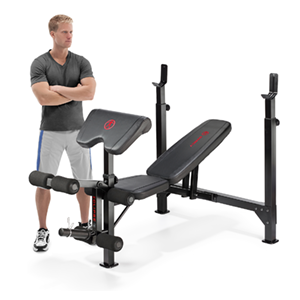 Marcy Eclipse BE5000 Olympic Weight Bench