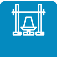 Weight Benches Icon