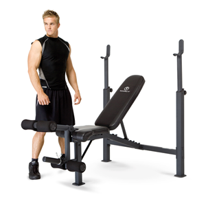 Marcy CB729 Olympic Weight Bench