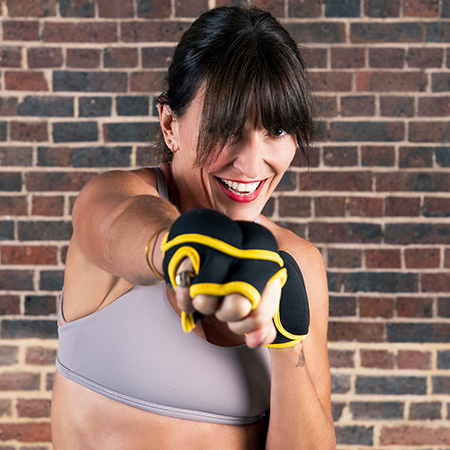 Davina McCall Weighted Gloves