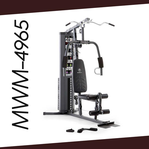 Marcy MWM-4965 Multi Gym