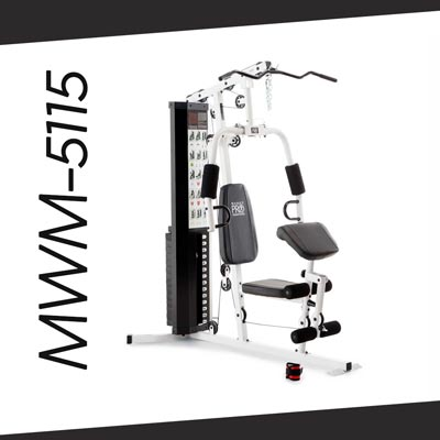 Marcy MWM-5115 Multi Gym