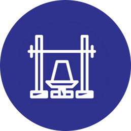 Weight Bench Icon