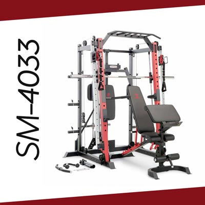 Marcy SM-4033 Smith Machine