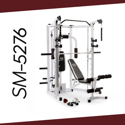 Marcy SM-5276 Smith Machine