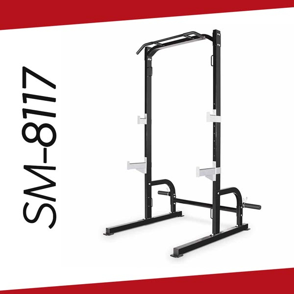 Marcy SM-8117 Rack with Pull Up Bar