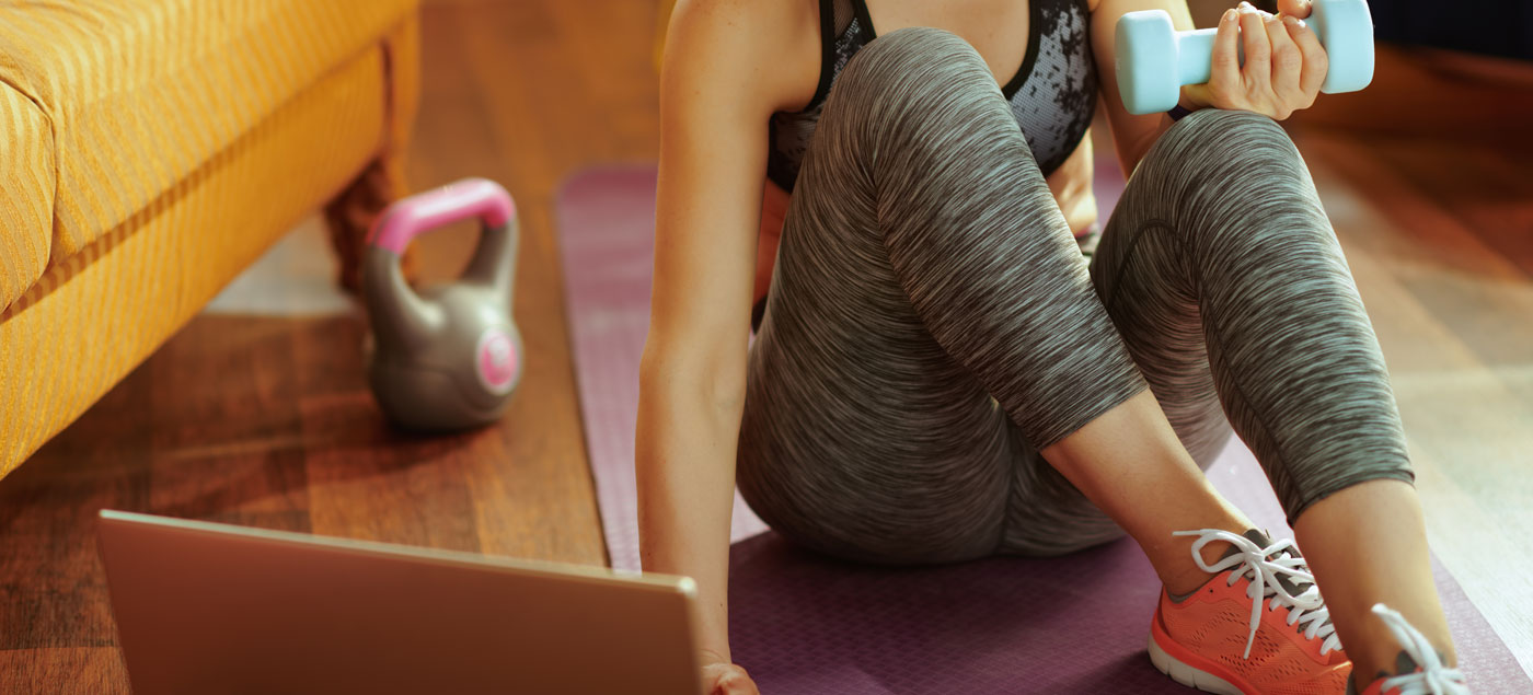 The Guide To Toning Up At Home