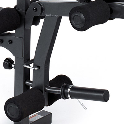 Marcy MD-857 Olympic Bench Leg Curl