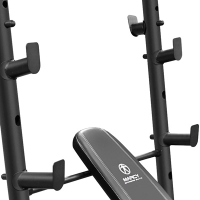 Marcy MD-867W Weight Bench Bar Catchers