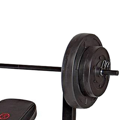 Marcy MKB-2081 Bench Weight Set