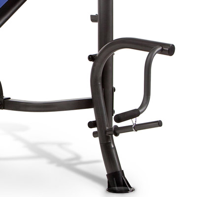 Marcy MWB36780B Bench Arms