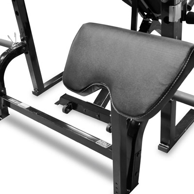 Marcy PM-842 Olympic Bench Arm Curl