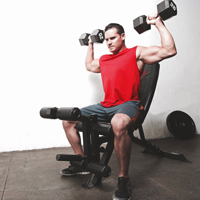 Marcy UB9000 Weight Bench