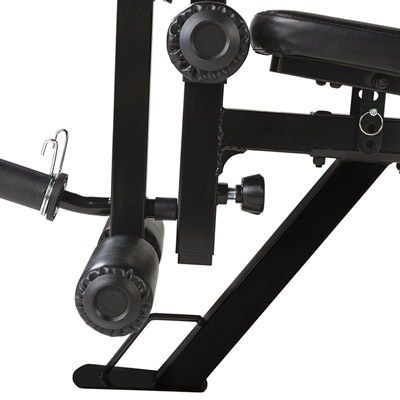 Marcy UB9000 Weight Bench Leg Curl