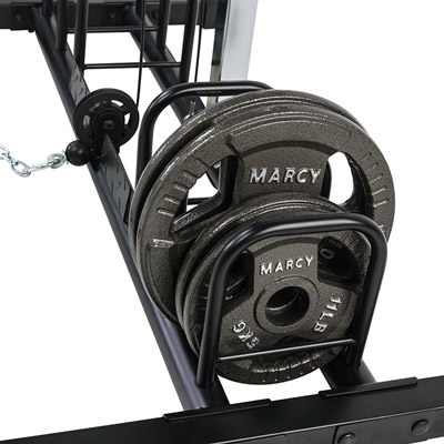 Marcy RS5000 Power Rack Storage