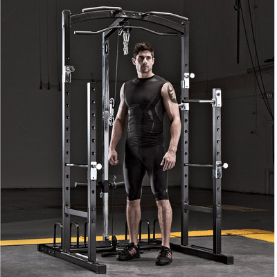Marcy RS5000 Power Rack