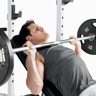 Marcy SM-4231 Power Cage Bench Press