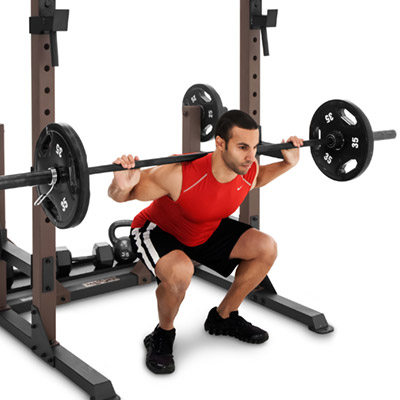 SteelBody Power Rack