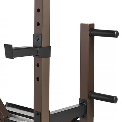 SteelBody Power Rack Safety Catch