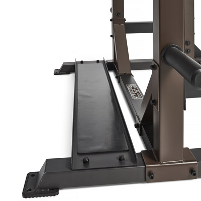 SteelBody Power Rack Storage