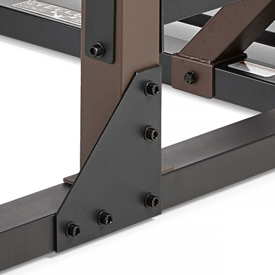 SteelBody Power Rack Brackets