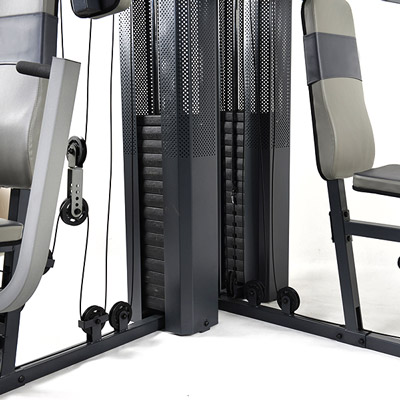 Marcy GS99 Multi Gym Weight Stacks