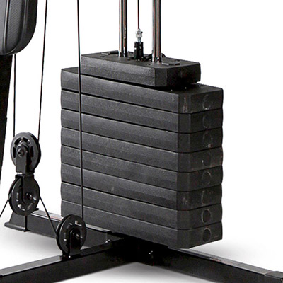 Marcy MKM-1101 Multi Gym Weight Stack