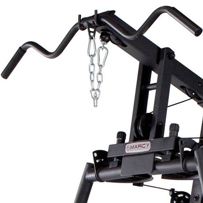 Marcy MKM-81010 Multi Gym High Pulley