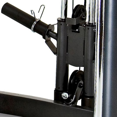 Marcy MWB1282 Smith Machine Low Pulley