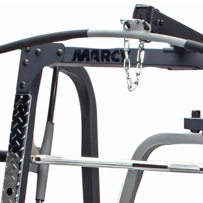 Marcy SM4000 Smith Machine Lat Pulldown