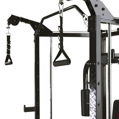 Marcy SM-4008 Smith Machine Cable Crossover