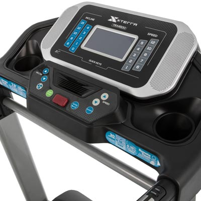 terra trx4500 treadmill LCD screen