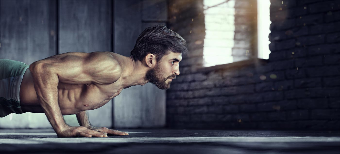 8 Push-up Variations to Push you to the Limit