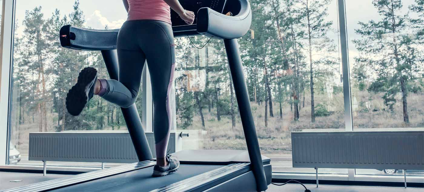 How to Avoid an Injury When Running on a Treadmill