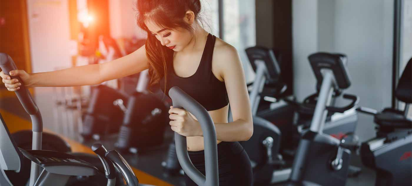 The 4 Biggest Benefits of an Elliptical Cross Trainer