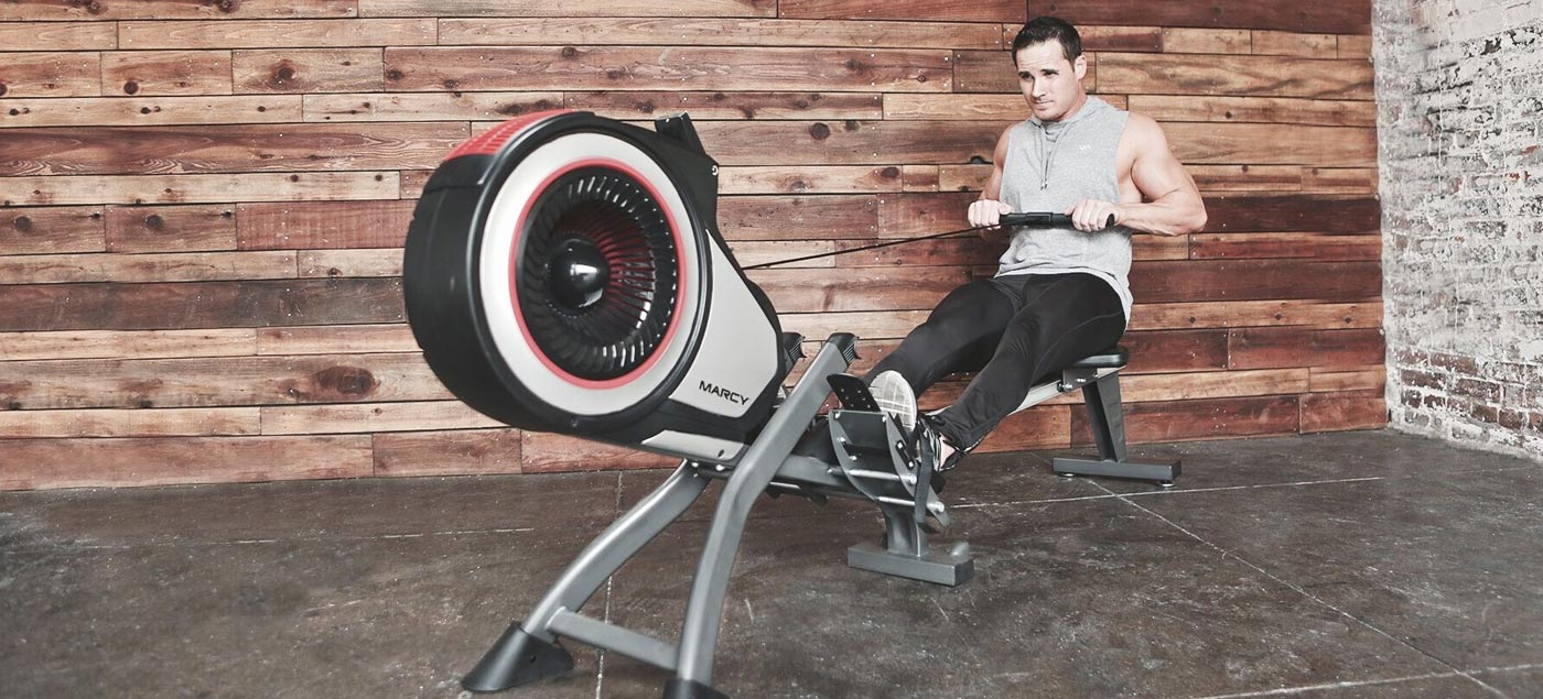 How to Start Improving Your Rowing Machine Time